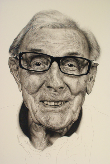 Eric Sykes Drawing